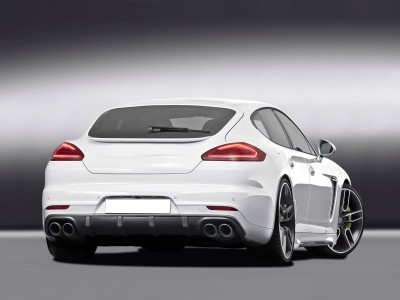 Porsche Panamera CX Heckansatz
