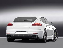 Porsche Panamera CX Rear Bumper Extension