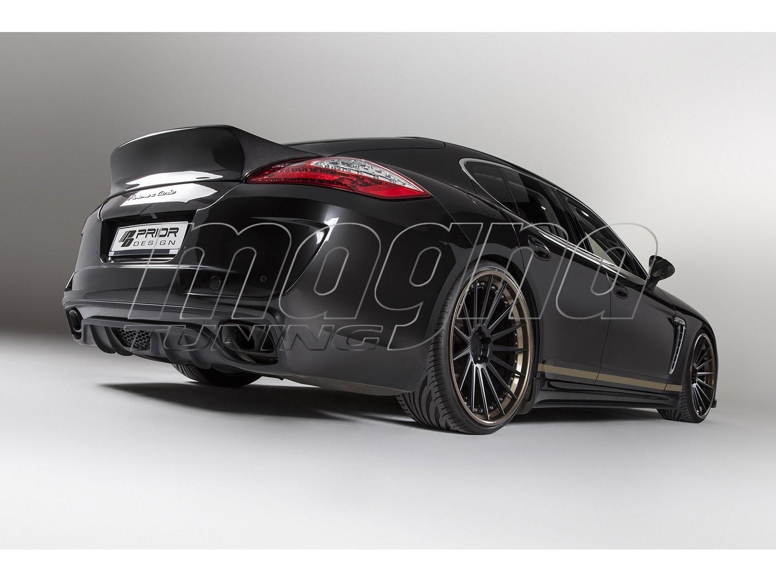 Porsche Panamera Eleron PDX