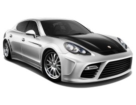 Porsche Panamera Evolva Wide Body Kit