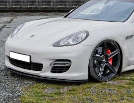 Porsche Panamera Intenso Front Bumper Extension