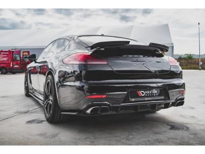 Porsche Panamera MX Rear Bumper Extension