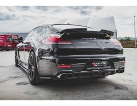 Porsche Panamera MX Rear Wing Extension