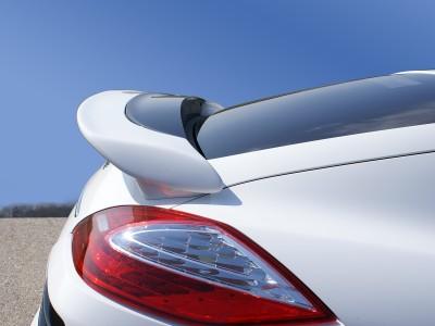 Porsche Panamera Mirage Rear Wing