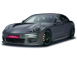 Porsche Panamera NewLine Front Bumper Extension