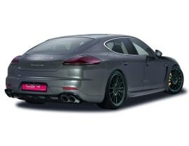 Porsche Panamera NewLine Rear Bumper Extension