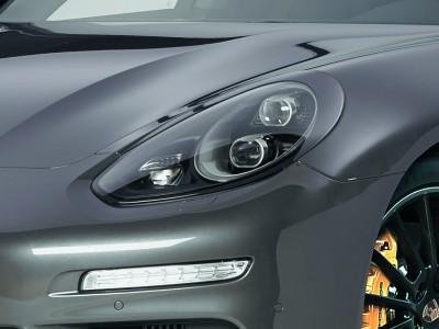 Porsche Panamera NewLine Scheinwerferblenden