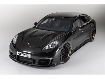 Porsche Panamera PDX Motorhaube