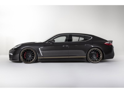 Porsche Panamera PDX Side Skirts