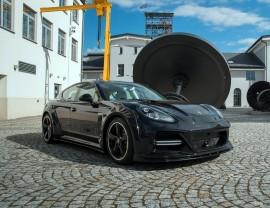 Porsche Panamera SR66 Wide Body Kit