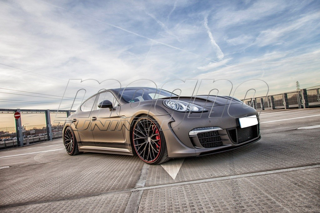 Porsche Panamera Wide Body Kit P2
