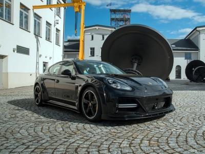 Porsche Panamera Wide Body Kit SR66