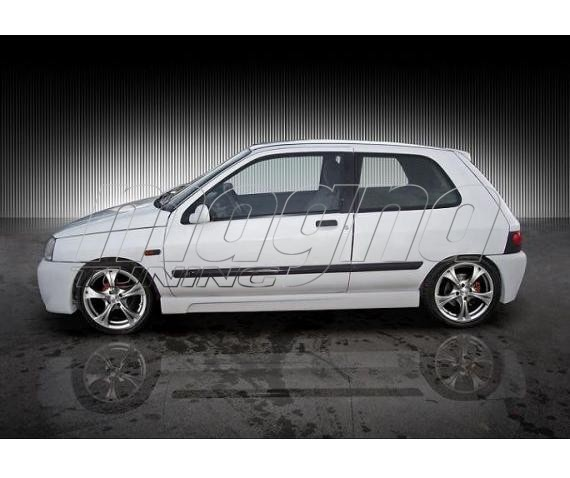 Renault Clio 1: Renault Clio MK1 K-1 Side Skirts