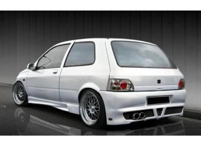 Renault Clio MK1 V-Design Heckstossstange