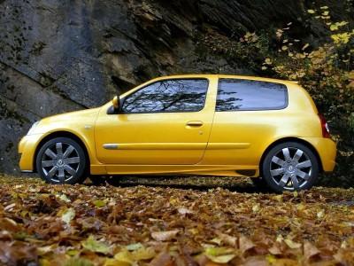 Renault Clio MK2 A2 Seitenschwellern
