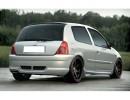 Renault Clio MK2 Atex Rear Bumper