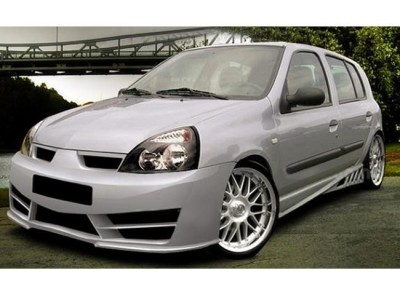 Renault Clio MK2 BSX Side Skirts