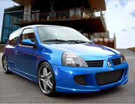 Renault Clio MK2 Bara Fata DX