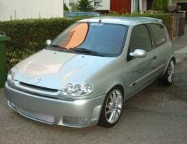 Renault Clio MK2 Bara Fata RS-Look
