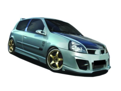 Renault Clio MK2 Bara Fata Warrior Evolution