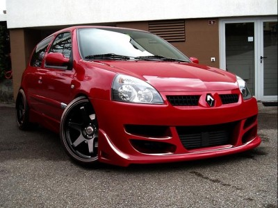 Renault Clio MK2 Body Kit GTS