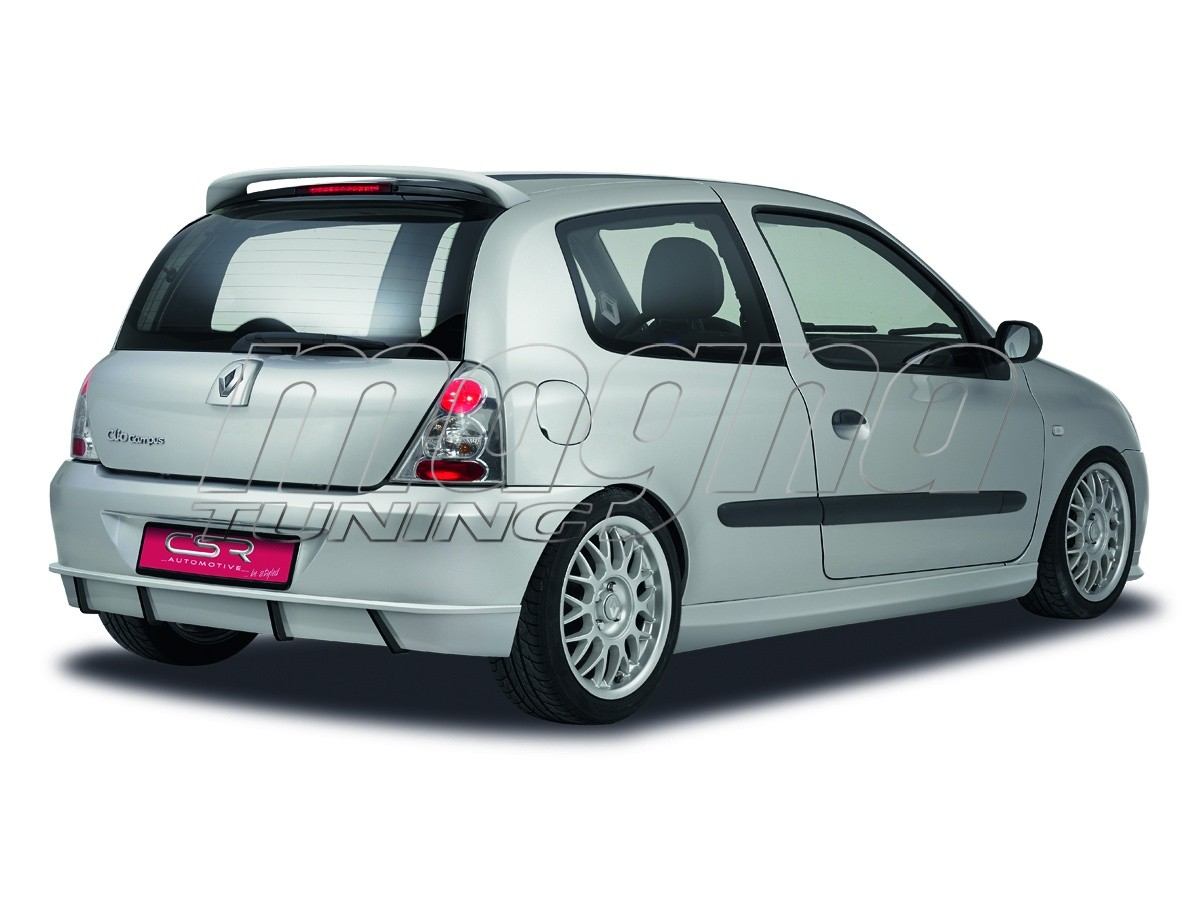 Renault Clio MK2 Body Kit NewLine