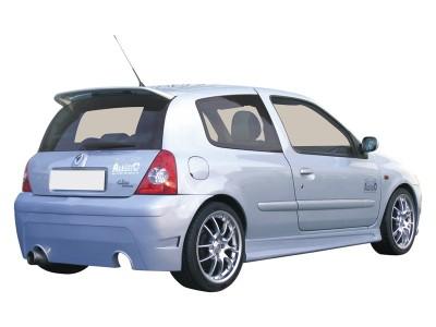 Renault Clio MK2 Boomer Rear Bumper