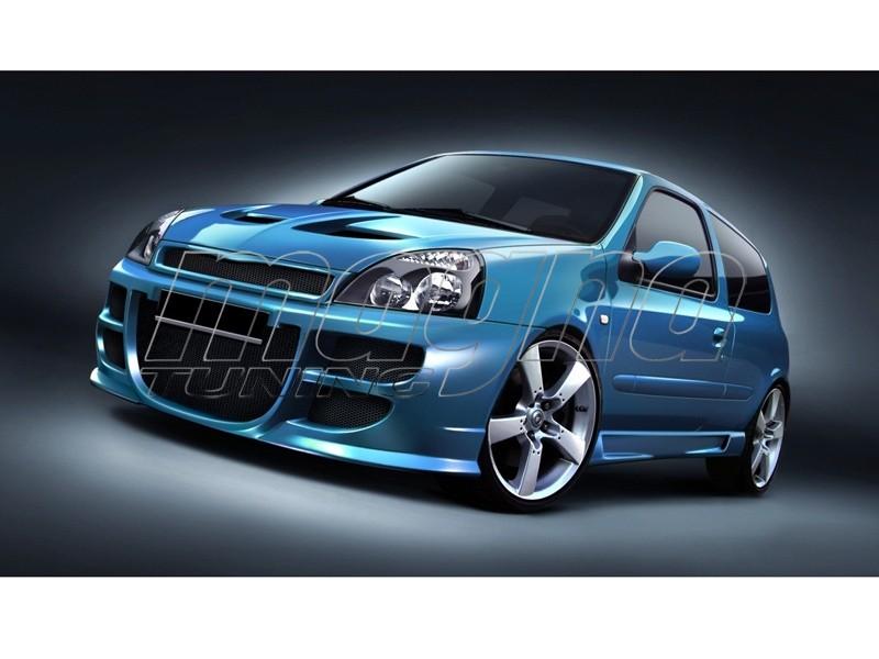 Renault Clio MK2 Capota H2-Style