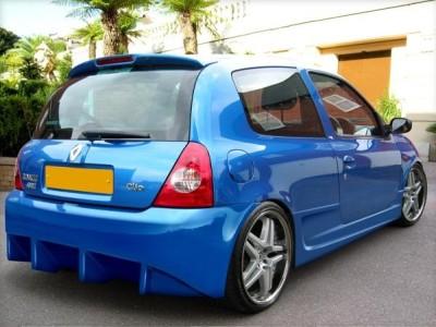 Renault Clio MK2 DX Rear Bumper
