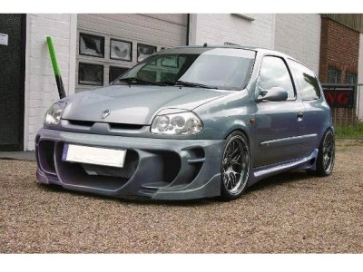 Renault Clio MK2 Extreme Front Bumper