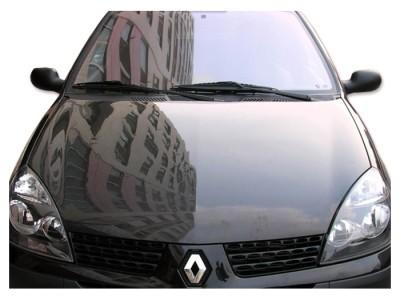 Renault Clio MK2 Facelift OEM Carbon Fiber Hood