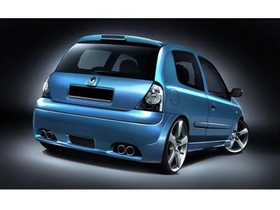Renault Clio MK2 H2-Style Rear Bumper