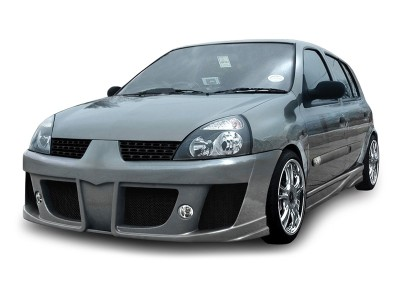 Renault Clio MK2 Imperator Side Skirts