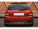 Renault Clio MK2 L-Style Rear Bumper