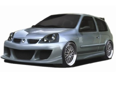 Renault Clio MK2 Macave Side Skirts
