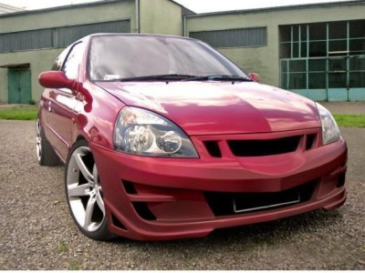 Renault Clio MK2 NT Body Kit