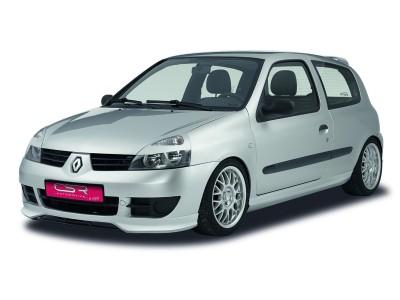 Renault Clio MK2 NewLine Front Bumper Extension