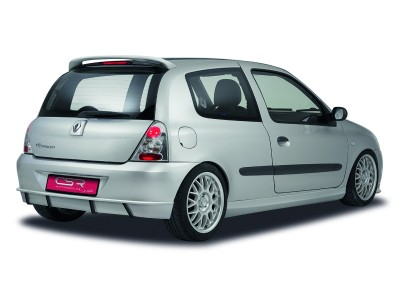 Renault Clio MK2 NewLine Rear Bumper Extension