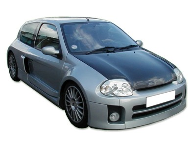 Renault Clio MK2 OEM Carbon Fiber Hood