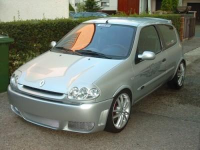 Renault Clio MK2 RS-Look Frontstossstange