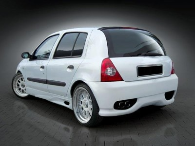 Renault Clio MK2 Sky Side Skirts
