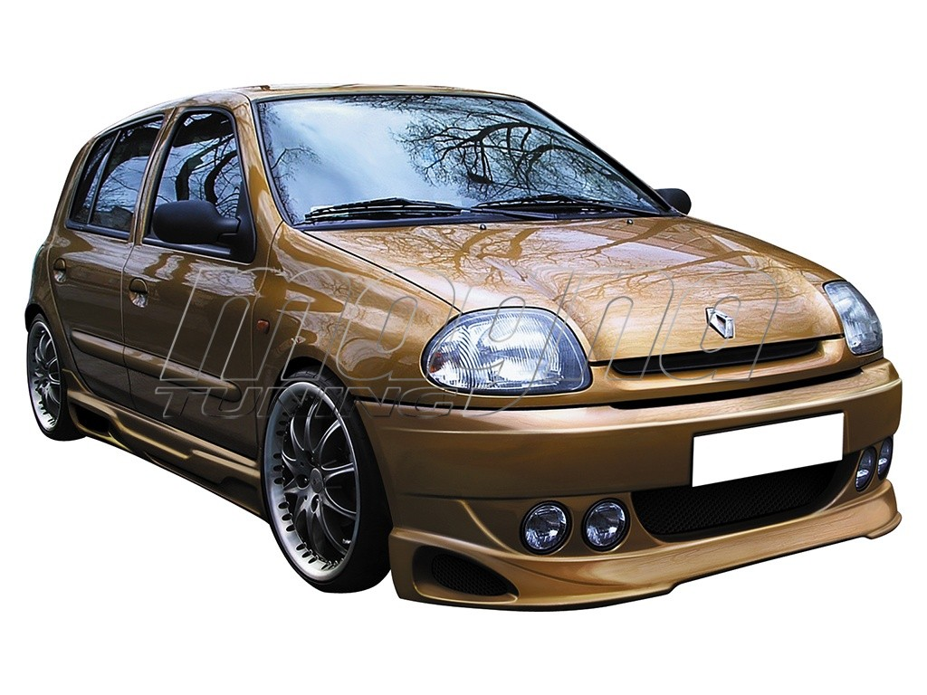 renault clio mk2 sprint body kit. Black Bedroom Furniture Sets. Home Design Ideas