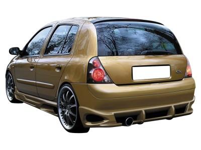 Renault Clio MK2 Sprint Heckstossstange