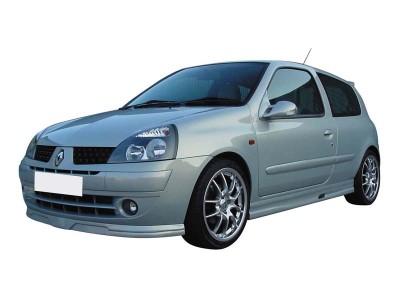 Renault Clio MK2 Storm Front Bumper Extension