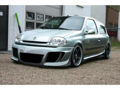 Renault Clio MK2 Street Body Kit