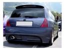 Renault Clio MK2 Vortex Rear Bumper