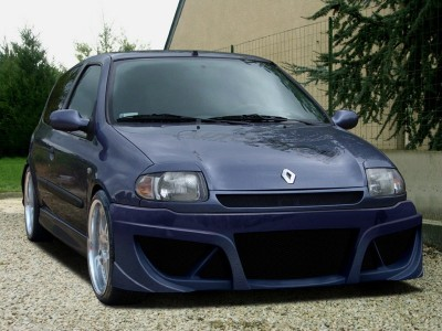 Renault Clio MK2 Vortex Side Skirts