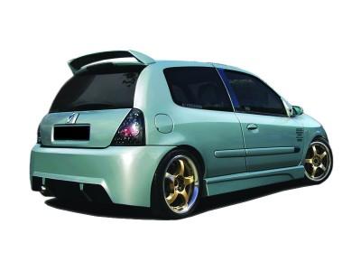 Renault Clio MK2 Warrior Evolution Heckstossstange