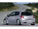 Renault Clio MK3 EDS Heckstossstange