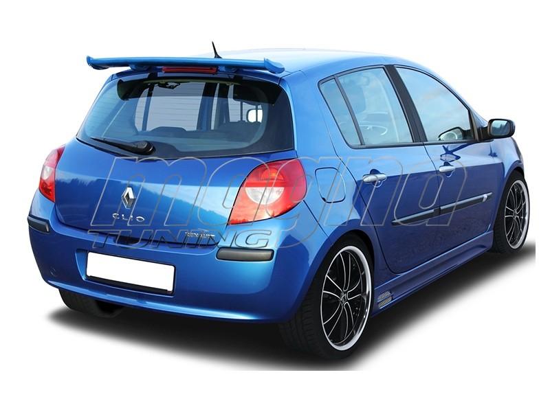 Renault Clio MK3 Eleron RX